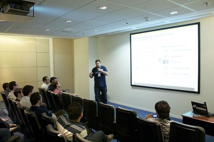 Henrique Pinto - HANA presentation