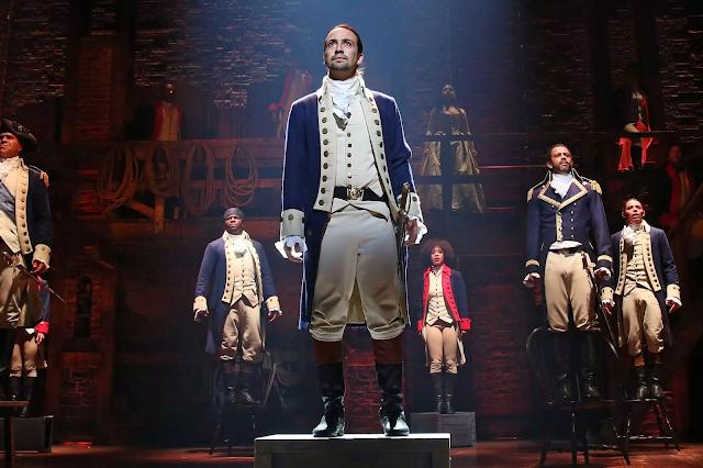 HAMILTON será el primer musical que regrese a Broadway el 04 de Julio 2021