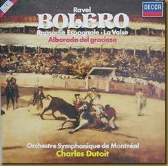 Ravel Rapsodia Dutoit
