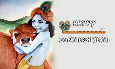 Happy Janmashtami - lord krishna