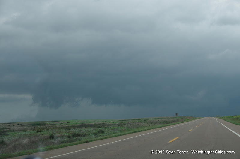 04-14-12 Oklahoma & Kansas Storm Chase - High Risk - IMGP0392.JPG