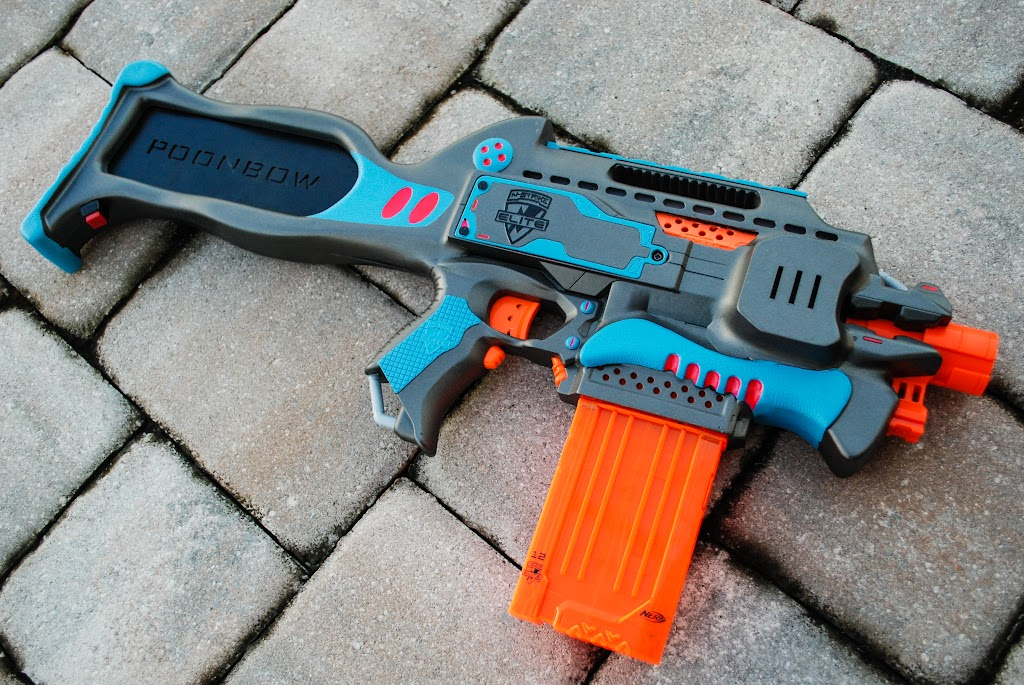 A review link to the custom modded blasters by Nerf Boy Productions. https:/
