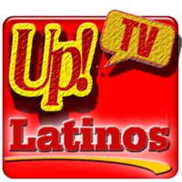 Logo Latinos Up! TV