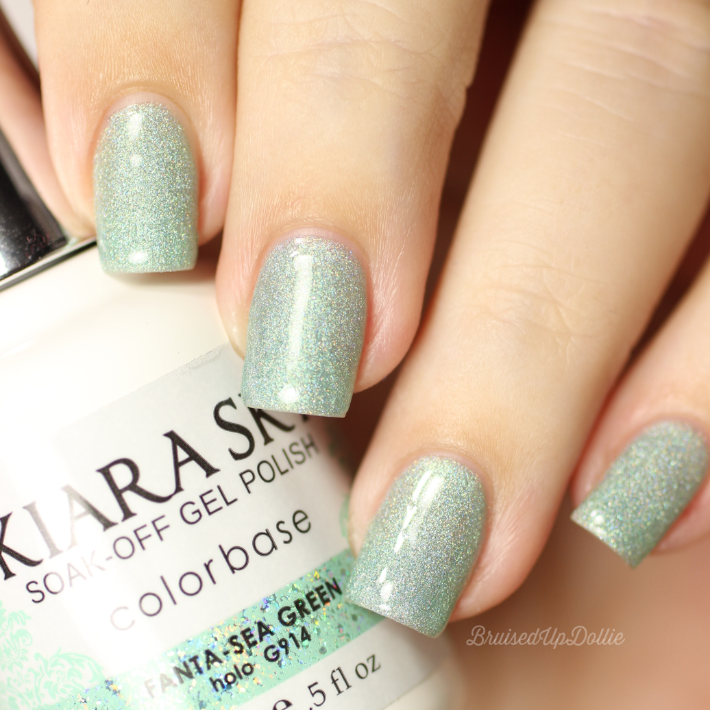 Kiara Sky Soak Off Gel Swatches! - BruisedUpDollie Nails