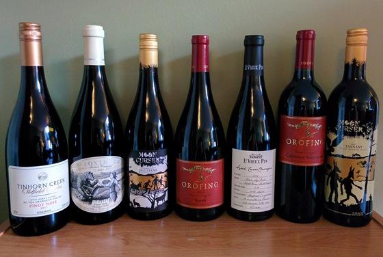 May 2016 BC wine collectibles