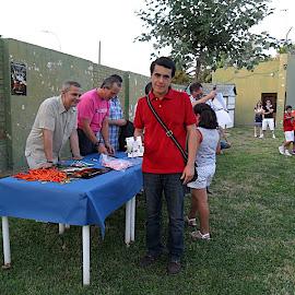 Clausura Club de Tenis Montijo