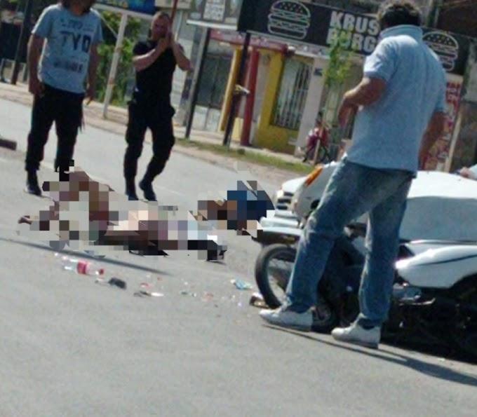 Tres accidentes de tránsito con heridos de gravedad en plenas avenidas; dejó el domingo