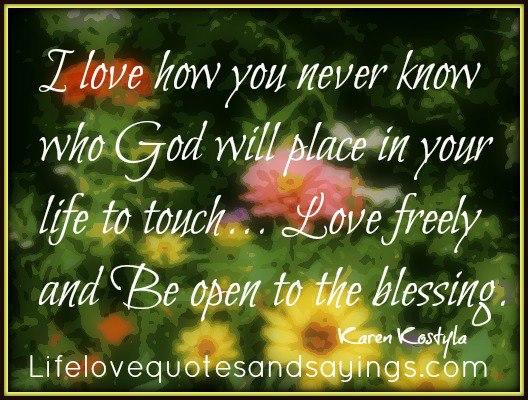 God-life-blessing
