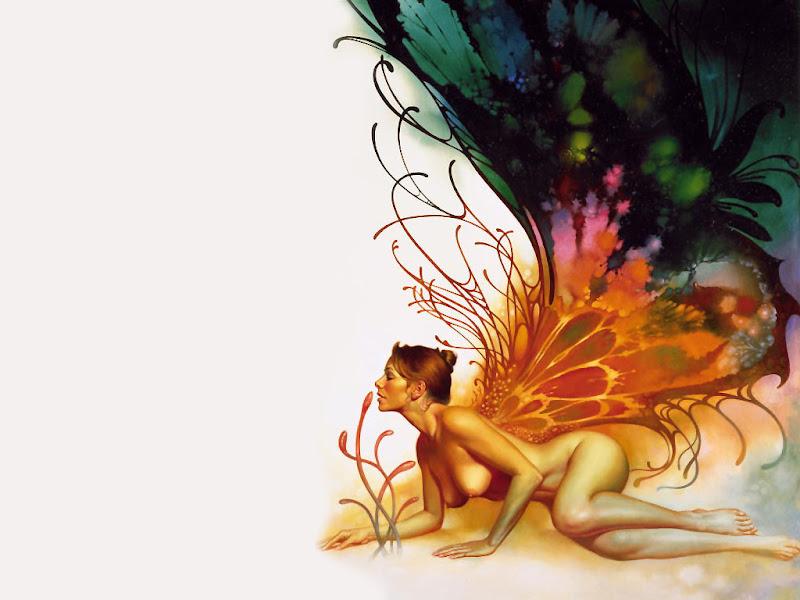 Hot Sprite Of Fair, Fairies Girls 2