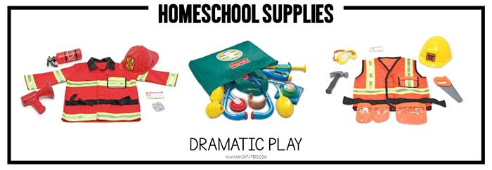 Dramatic Play Supplies