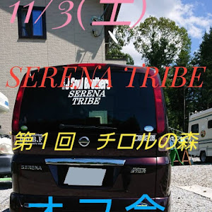 セレナ CNC25 ハイウェイスターのカスタム事例画像 雪乃(team  SERENA TRIBE代表)さんの2018年10月08日17:32の投稿