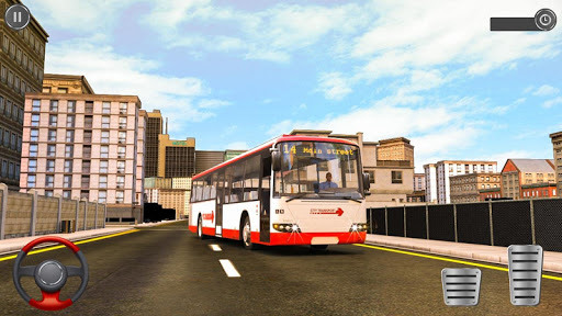 Passenger Bus Taxi Driving Simulator 1.6 screenshots 10