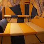 Кровать на заказ (Сауна)