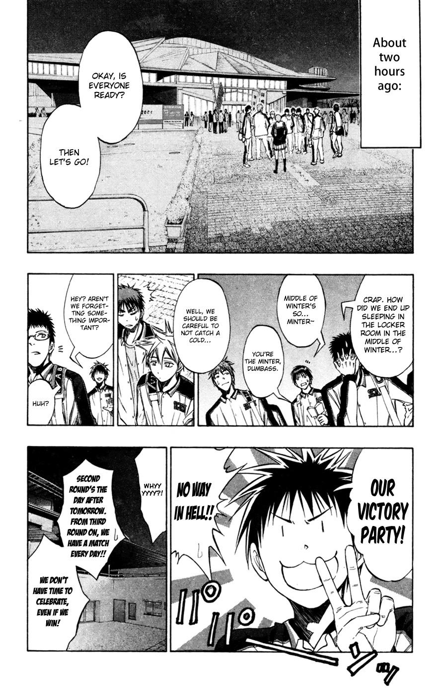 Kuroko no Basket Manga Chapter 140 - Image 02