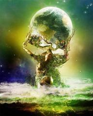 gaia diosa madre de la naturaleza como escribir una novela de fantasia dioses religion