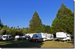Indian Creek RV Park, Gold Beach, Oregon