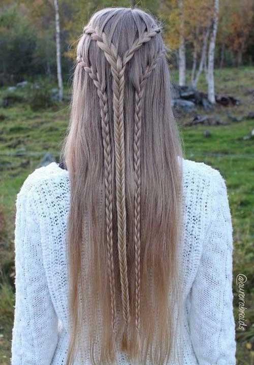 Very Long Hair For Hairstyles Women's 2018 5