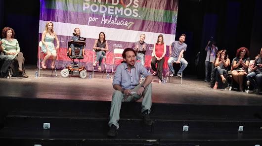 Podemos tiene a sus primeros precandidatos en Almeria para las generales