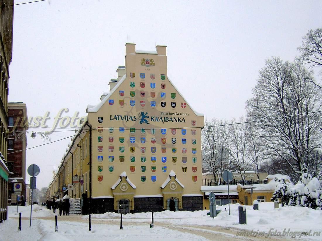 Рига, Яковлевские казармы - казармы Екаба