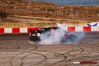 Mitsubishi Evo Burnout