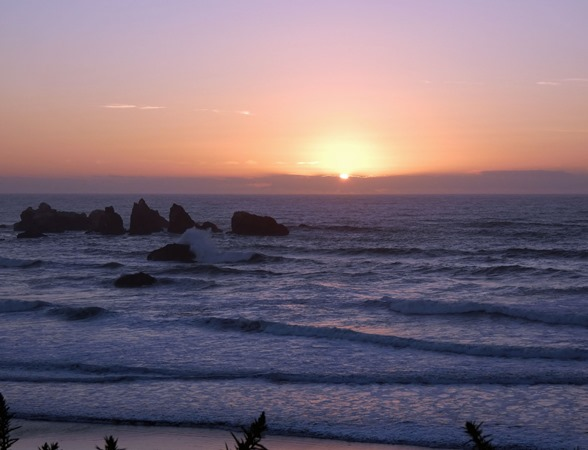 Bandon Sunset2