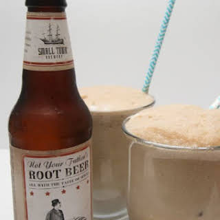 Not Your Father's Root Beer Float.