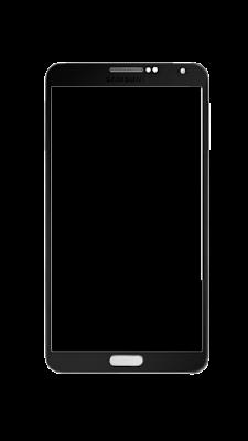 وضع اطار الهاتف داخل الفيديو