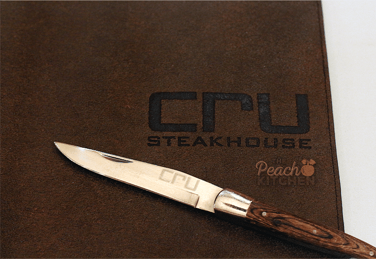 CRU Steakhouse at Marriottt Manila