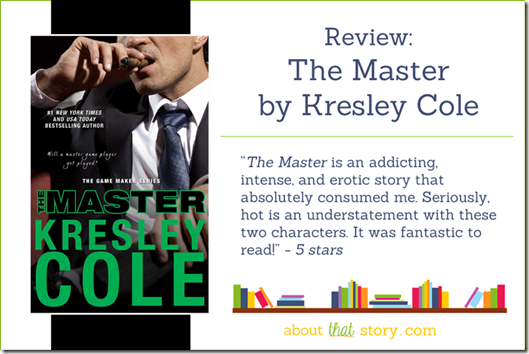 Review: The Master by Kresley Cole | About That Story