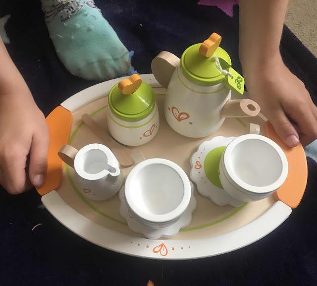 hape tea for two