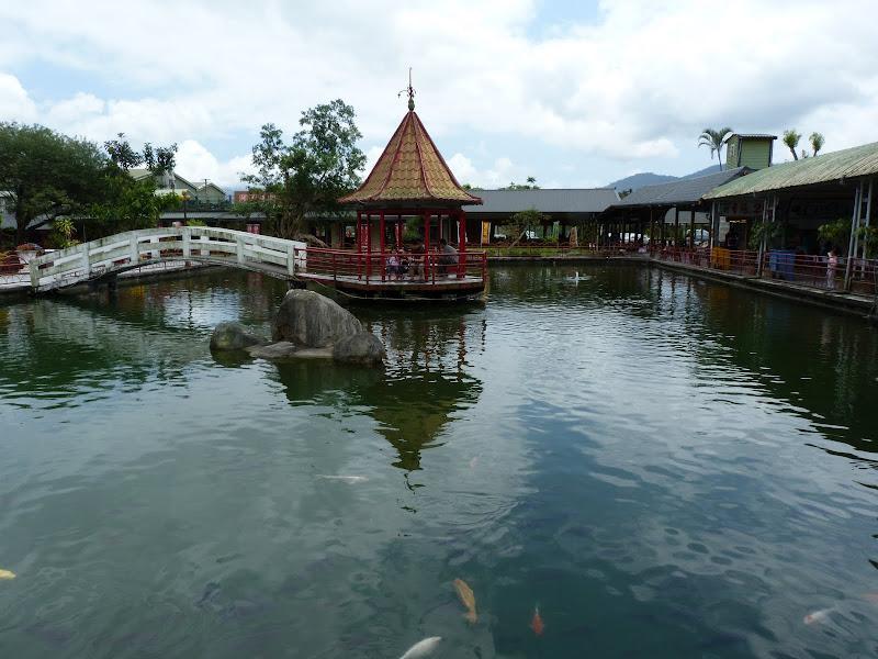 TAIWAN Dans la region de Hualien. Liyu lake.Un weekend chez Monet garden et alentours - P1010696.JPG
