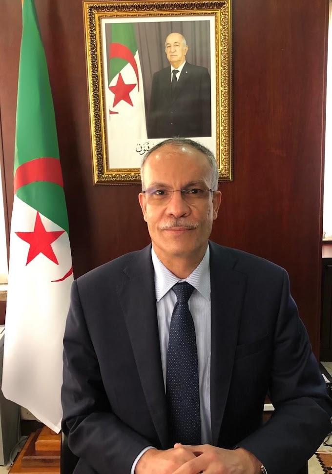 La Ruptura argelino marroquí; las precisiones del embajador de Argelia en Colombia.