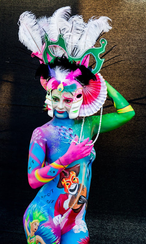 IMG_5069 Color Sea Festival Bodypainting 2018