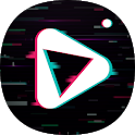 Glitch Video Effect – Glitch Star Effect, Editor icon
