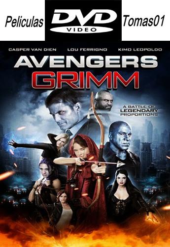 Avengers Grimm (2015) DVDRip
