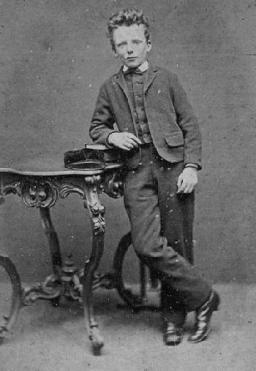 Theo van Gogh, 1870, Age 13