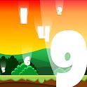 MathFall - Best Math Apps & Brain Games for Kids icon