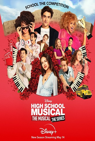 High School Musical The Musical The Series Season 2 Complete Download 480p & 720p All Episode