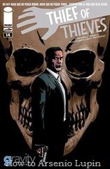 Actualización 16/12/2016: Heisenberg & Raziel 36 actualizan una serie ahora exclusiva del blog y la pagina de Facebook Comics Gravity, con el numero 14 de Thief of Thieves.