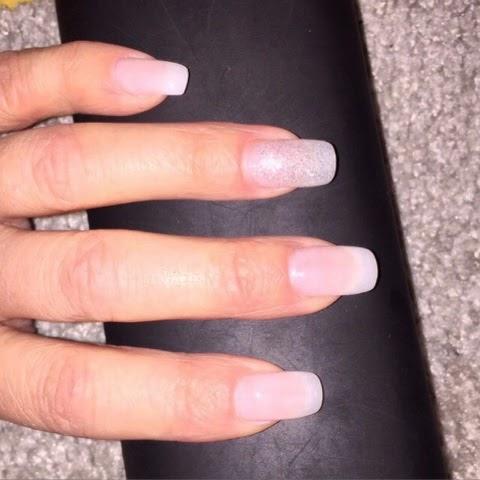 Nyfixade naglar o hård träning!