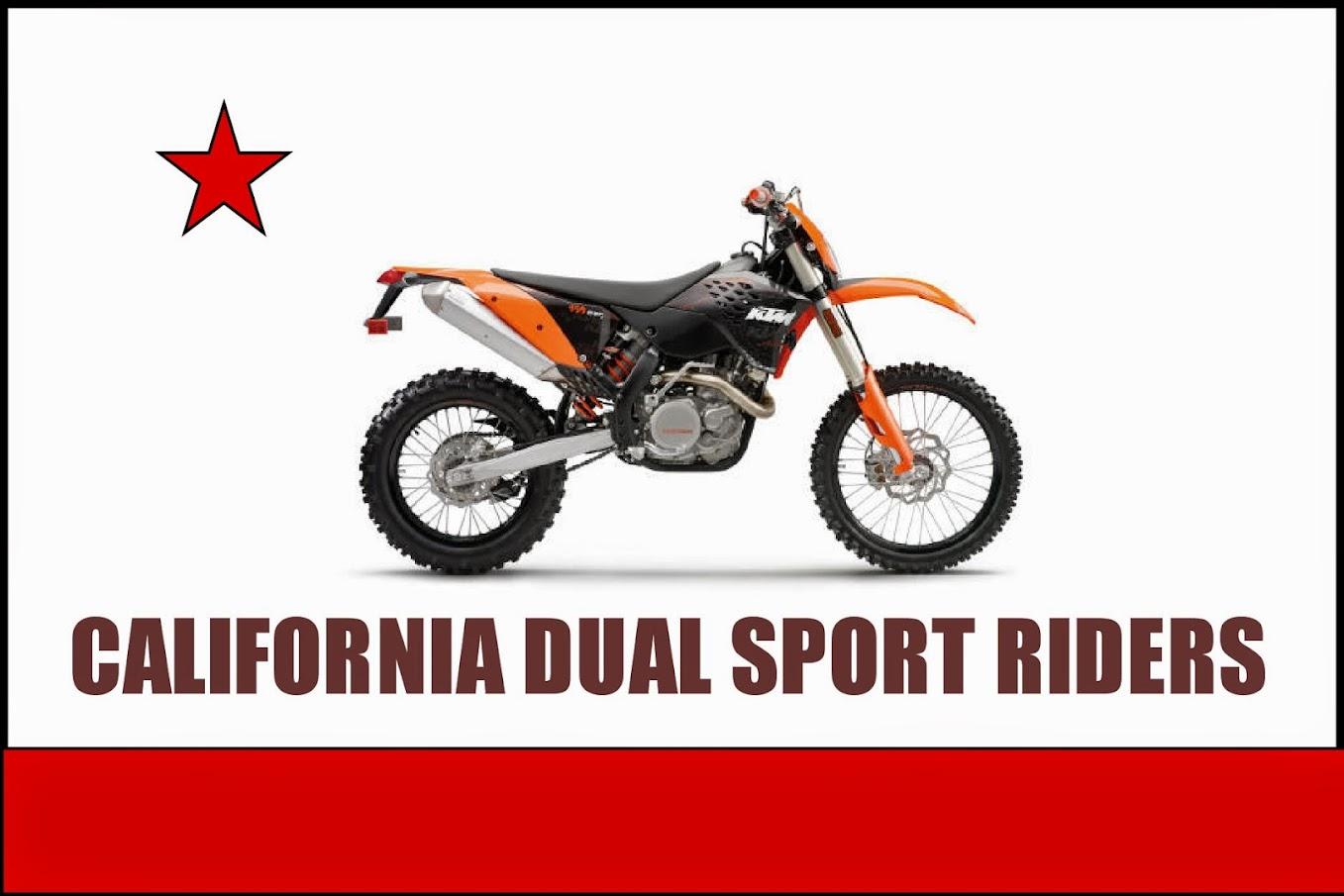 http://www.meetup.com/California-Dual-Sport-Riders/