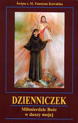 Dzienniczek s. Faustyny - prawdziwa historia, którą czyta się jednym tchem. Dostępny na stronie Sióstr Matki Bożej Miłosierdzia.