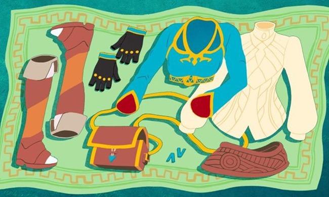 Zeldas Breath of the Wild Outfit hilft, ihre Geschichte zu erzählen