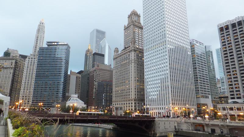 Chicago River, Magnificent Mile, Chicago