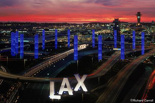 ロサンゼルス市内(イメージ)
