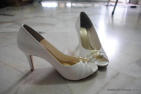 婚礼鞋采购1