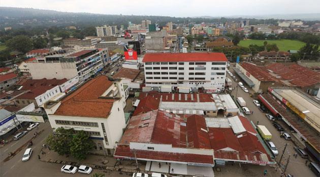 Nakuru, revenge battle with splinter groups emerging from three estates, Flamingo, Kwa Rhonda and Kivumbini baying for each others' blood.