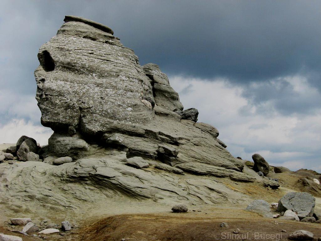 Romania Megalitica Sfinxul Din Bucegi O Noua Enigma