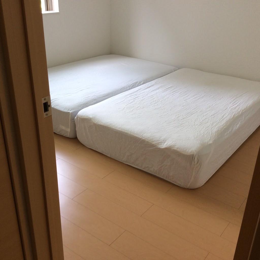 寝室初公開たったの5畳でもすっきり広々レイアウト - なんにも ...