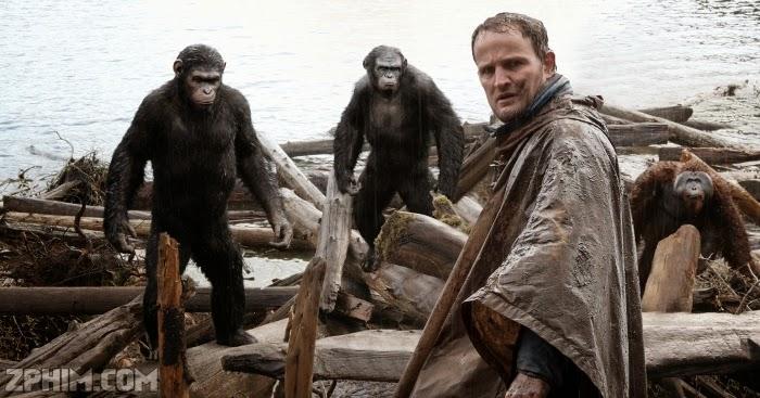 Ảnh trong phim Sự Khởi Đầu Của Hành Tinh Khỉ - Dawn of the Planet of the Apes 3